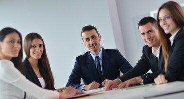 Vadovavimo strategijos - profesionalus vadovas (online)