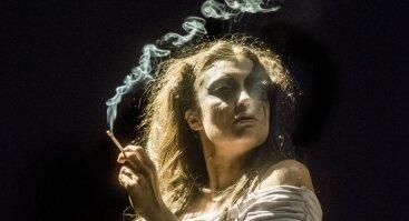 """Keistuolių teatro spektaklis """"Heraklis"""" N-18"""