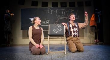 """Keistuolių teatro spektaklis """"Kai aš mažas buvau"""""""