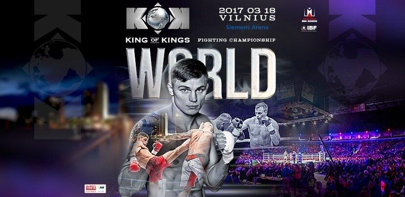 """Tarptautinis turnyras """"BUSHIDO & KOK`45 CHAMPIONSHIP 2017"""""""