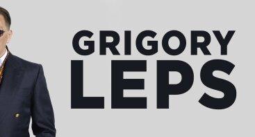 Grigory Leps koncertas