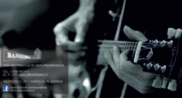 Gitaros vakaras su L. Pečiūra