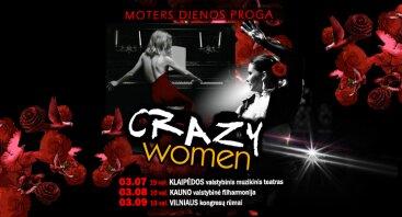 CRAZY WOMEN SHOW