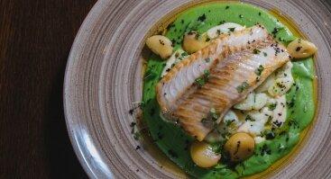Specialus rudens pasiūlymas - trijų dalių vakarienė už ypatingą kainą!