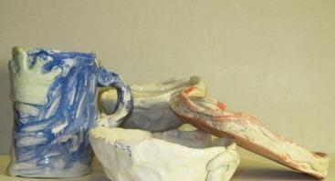 Keramikos dirbtuvės (Tėvai - Vaikai)
