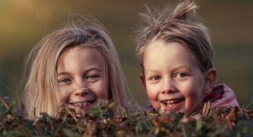 Emocinio intelekto lavinimo grupės 7-10 m. vaikams