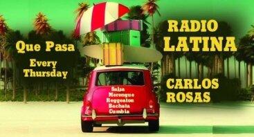 Radio Latina. Carlos Rosa