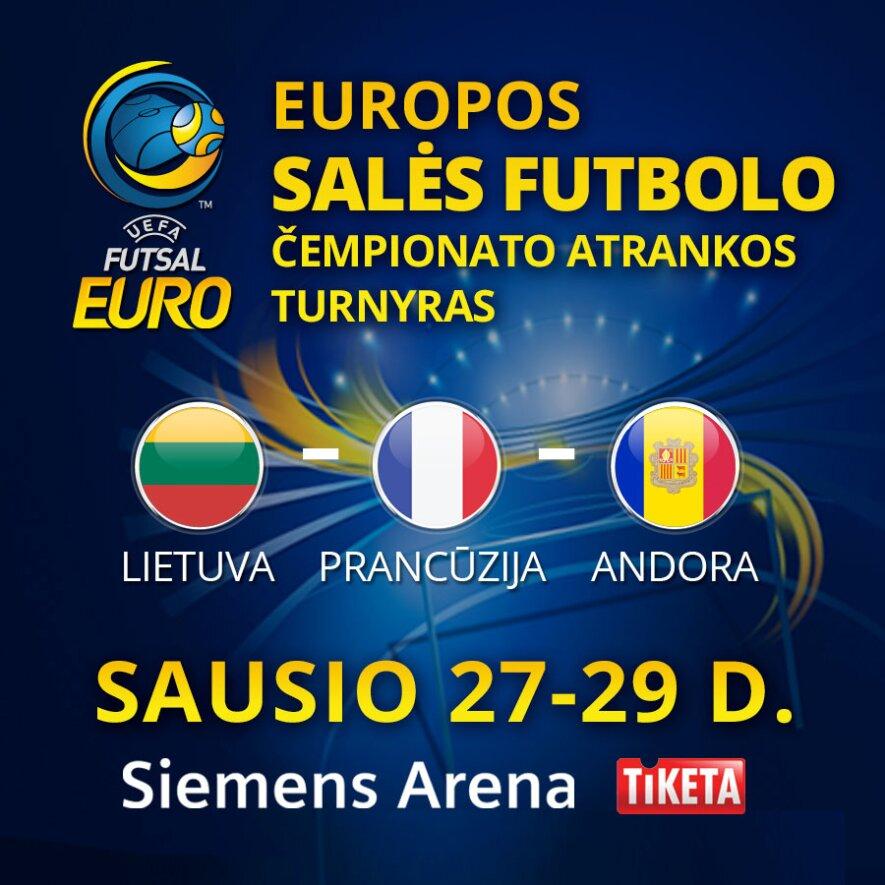 Europos salės futbolo čempionato turnyras