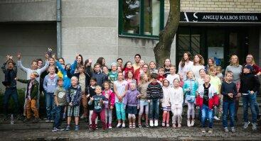 Anglų kalbos vasaros stovyklos vaikams, net VIENUOLIKA pamainų!