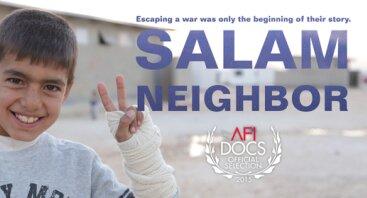 """Filmo """"Salam, kaimyne"""" peržiūra ir diskusija"""