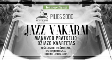 Manvydo Pratkelio džiazo kvartetas