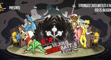 Vilnius Street Battle 2017