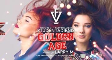 LIVE: Golden Age