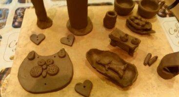 Keramikos dirbtuvėlės visiems