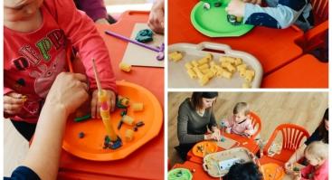 Kūrybiniai mamos ir vaiko (nuo 1,5 m.) užsiėmimai