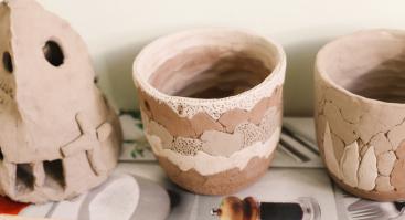 Rytinė keramika suaugusiems, senjorams