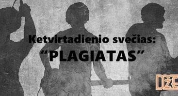 """Grupės """"Plagiatas"""" koncertas"""