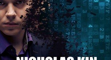 """Teatralizuotas pasirodymas """"Nicholas Kin - žmogus, skaitantis jūsų mintis"""""""