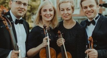 "Archi Quartett ""Gražiausia filmų muzika"""