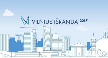 Vilnius išranda 2017
