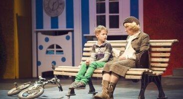 """Spektaklis vaikams """"Astrida"""""""