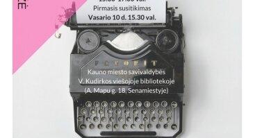 """""""ŽURNALISTIKOS AKADEMIJA"""" moksleiviams"""