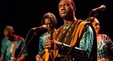 Bassekou Kouyate ir Ngani Ba (Malis)