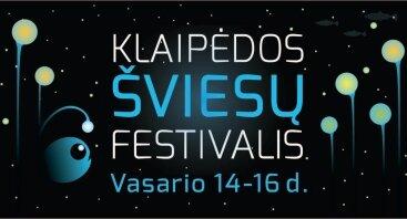 """Klaipėdos šviesų festivalis 2020 """"Atgyja paveikslai"""""""