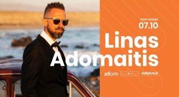 Linas Adomaitis | Gyvai