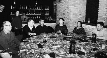 Sportinės mafijos treniruotės Lietuviškai (pasiruošimas sezonui)