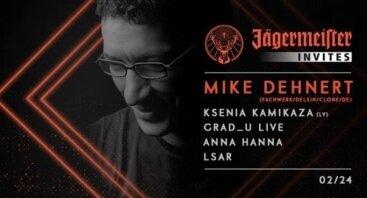 Jägermeister Invites: Mike Dehnert (DE)