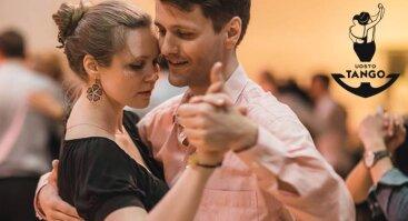 """TANGO popietė/praktika """"Tango vyrai"""""""