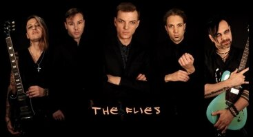 """The Flies"" koncertas"