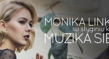 MONIKA LINKYTĖ SU STYGINIŲ KVINTETU