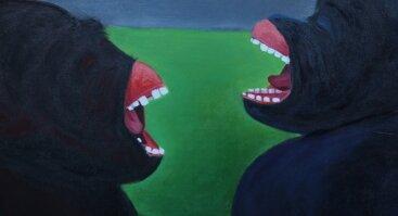 """Tapybos paroda """"Beždžionynas"""""""