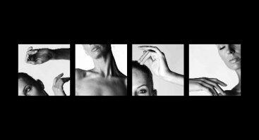 """Eglės Ščerbinckaitės- Elion fotografijų paroda ,,Būti vienu kūnu"""""""