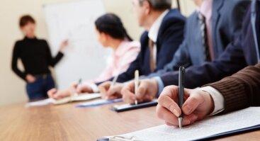 Pirkimų valdymo mokymai (Klaipėda)