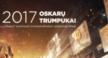 Oskarų trumpukai 2017 Klaipėdoje