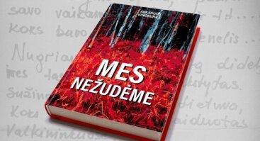 Knyga, tiesianti tiltą tarp dviejų iškankintų tautų sielų