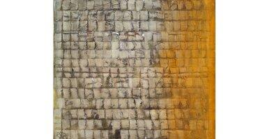 """Ryto Jurgelio tapybos paroda """"Balta upė"""""""
