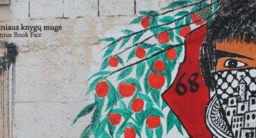 """Knygų mugės diskusija """"Ką iš tiesų žinome apie Palestiną?"""""""