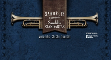 "Veronika ChiChi Quartet ""In Full Swing"""
