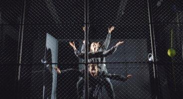 """Jaunimo teatro spektaklis """"Bėgikas"""""""