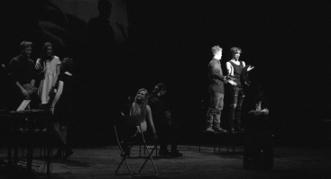 Teatras ATVIRAS RATAS  I IDENTIFY N16