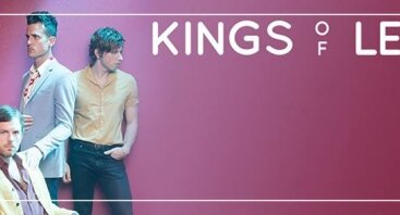 "Kings of Leon ""Walls"" turo koncertas"
