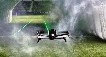Pasigamink droną pats!