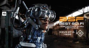 "Tarptautinis filmų festivalis ""Best Sci Fi"""