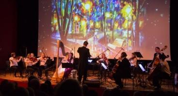 """VI Tarptautinio kamerinės muzikos festivalio """"Avanti"""" koncertas"""