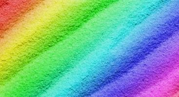 Piešimas spalvotu smėliu