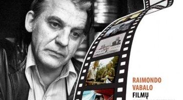 """Režisieriaus Raimundo Vabalo filmų retrospektyva. Filmas """"Miškais ateina ruduo"""""""